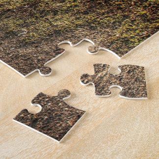 Seeufer-Weg dem Puzzlespiel an der Dämmerungs-1 Puzzle