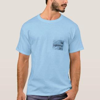 Segel-Blitz-T - Shirt 2014