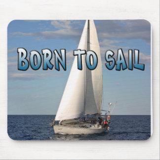 Segel fasten Nauticals Mousepad