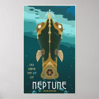 Segel Neptun Poster