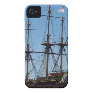 Segel-Schiff VOC Amsterdams hölzernes - Strecke iPhone 4 Cover