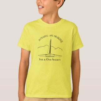 Segel- u. Ruder-T - Shirt für Kinder