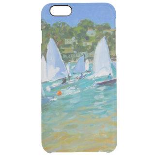 Segelboot-Rennen Durchsichtige iPhone 6 Plus Hülle
