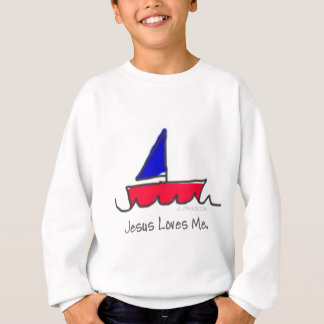 Segelboot Sweatshirt