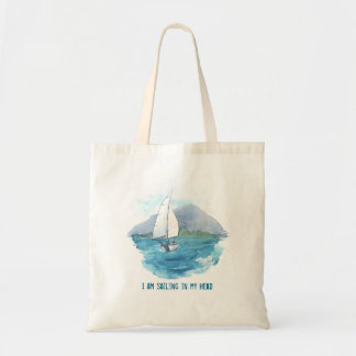 """""""Segelboot"""" Tasche"""