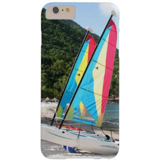 Segelboot- und Wassersportausrüstung auf einem Barely There iPhone 6 Plus Hülle