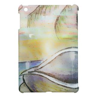 Segelboote und Seashells iPad Mini Hülle