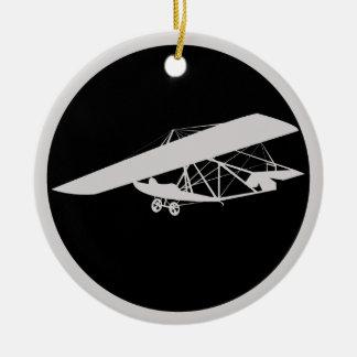 Segelflugzeug Ornamente