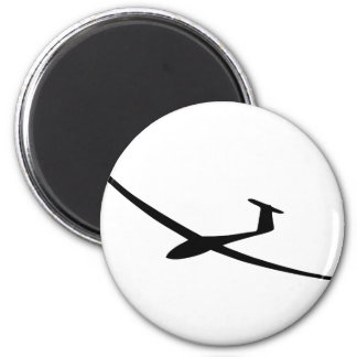 Segelflugzeug sailplane magnete