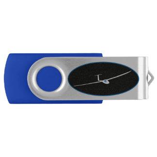 Segelflugzeug Swivel USB Stick 2.0