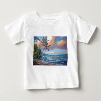 Segeln der Tropen Baby T-shirt