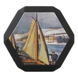 Segeln-Eis-Boote Schwarze Bluetooth Lautsprecher
