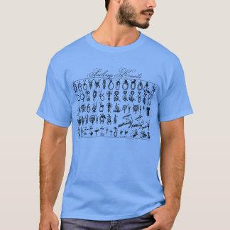 Segeln-Knoten T-Shirt