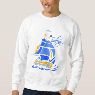 Segeln-Shirt - wählen Sie Art Sweatshirt