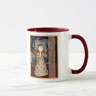 Segen der WeihnachtsTasse Tasse