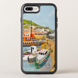 Segen des Rettungsboots am Mousehole OtterBox Symmetry iPhone 8 Plus/7 Plus Hülle
