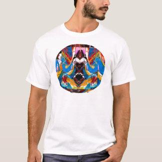 Segen von der Geisterwelt - Yoga-Meditation T-Shirt