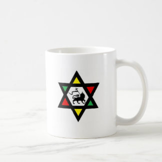 Segnen Sie diese TagRasta Stern-Tasse Kaffeetasse