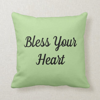 Segnen Sie Ihr Herz-Kissen Kissen