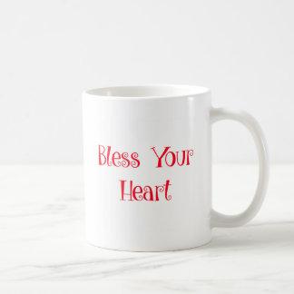 Segnen Sie Ihre Herz-Kaffee-Tasse Kaffeetasse