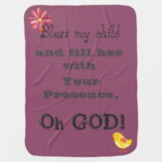 Segnen Sie meine Kinderdecke Puckdecke