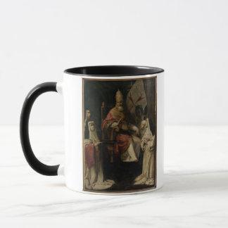 Segnende Carmelite Nonnen Papst-Clement VIII (Öl Tasse