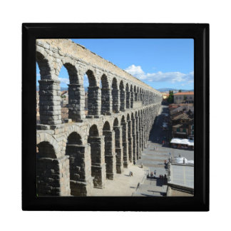 Segovia, Spanien Schmuckschachtel