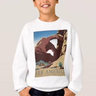 Sehen Sie Amerika Sweatshirt