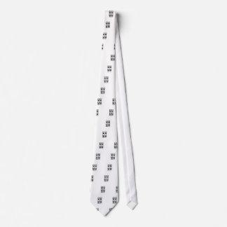 sehen Sie es, Kunst zu betrügen Krawatte