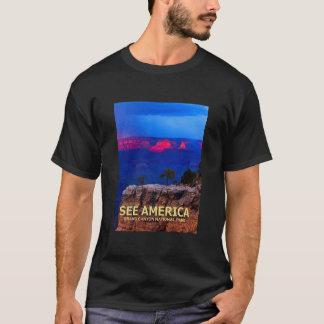"""Sehen Sie Grand- CanyonNationalpark-T - Shirt"