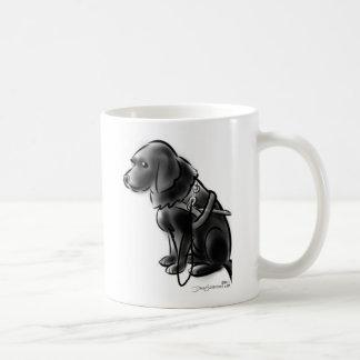 Sehen von Augen-HundeTasse 1 Kaffeetasse