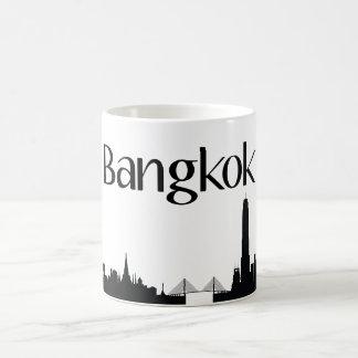 Sehenswürdigkeit-Geschenk-Tasse Bangkoks, Thailand Tasse