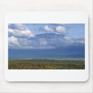 Sehenswürdigkeit-Landschaften des Kilimandscharos Mousepads