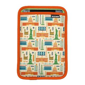 Sehenswürdigkeiten von USA iPad Mini Sleeve