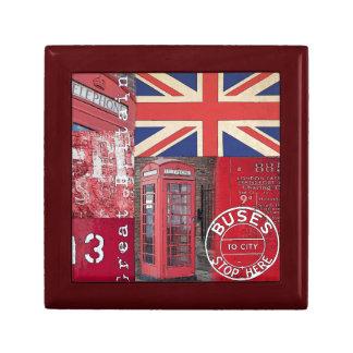 Sehr britisch geschenkbox