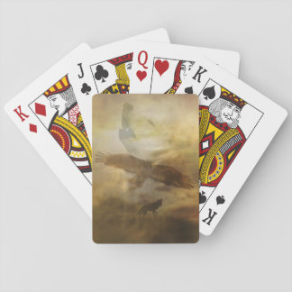 Sehr coole südwestliche Themed Spielkarten