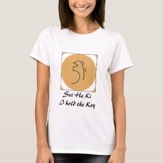 Sei er Ki Reiki Symbol T-Shirt