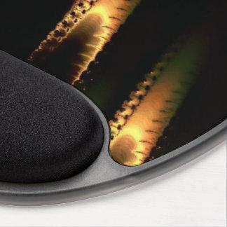 Seide zeichnet elektrische Erfahrung Gel Mouse Matten