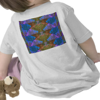 Seidene Bogen-Traum-Schablone DIY addieren T Shirts