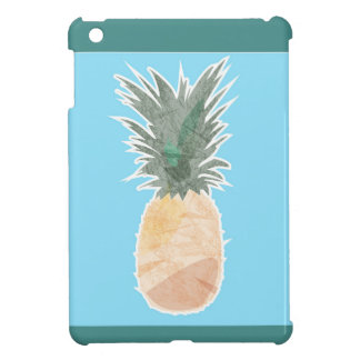 Seidenpapier-Ananas iPad Fall iPad Mini Hülle