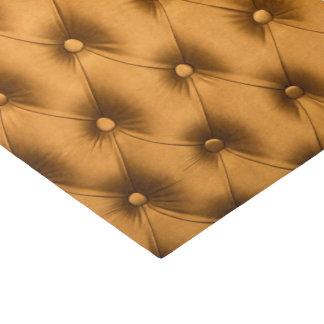 Seidenpapier für das Geschenk mit Goldcapitone