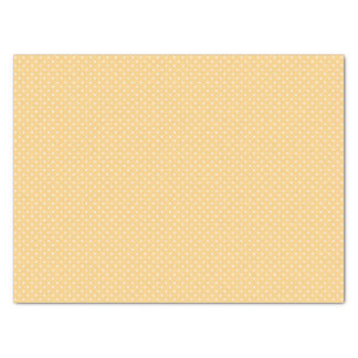 Seidenpapier-/Pfirsich-Tupfen Seidenpapier