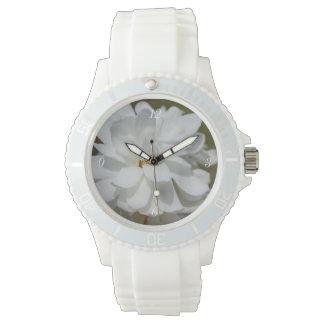 Seidige Magnolie Uhr