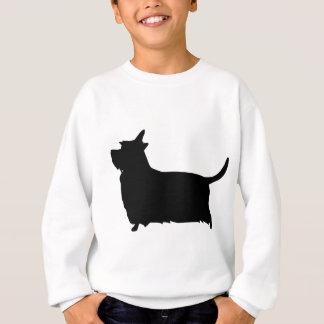 Seidiges Terrier-Gang Sweatshirt