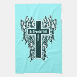 Seien - Römer-12:2 umgewandelt Sie Handtuch