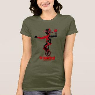 Seien Sie ausgeglichener Clown auf T - Shirt der