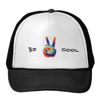 Seien Sie cool Kappen