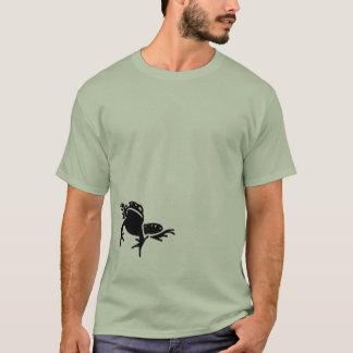 """""""Seien Sie das Tier, das Sie sind. """"UnisexShirt T-Shirt"""