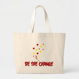 Seien Sie die Änderungs-Flamme Tasche
