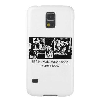 Seien Sie ein Mensch für Ihr Samsung-Telefon Galaxy S5 Hülle
